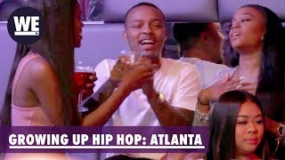 Bow Gets Caught! 😨 | Growing Up Hip Hop: Atlanta