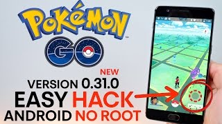 Pokemon GO Hack Android NO ROOT - Joystick & Location Spoofing!
