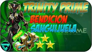 [LFDR 1] PERFECT BUILDS   Trinity Prime   Bendición + Sanguijuela Vampírica   3 formas   Español