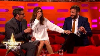 Steve Carell, Chris O'Dowd & Kristen Wiig Battle a Rogue Fly | The Graham Norton Show