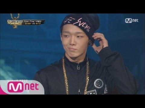 [STAR ZOOM IN] 바비(BOBBY of iKON)-연결고리#힙합(YGGR#HIPHOP) 150925 EP.31