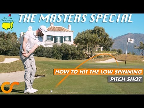 HOW TO HIT THE LOW SPINNING PITCH - MASTERS SPECIAL