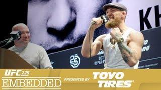 UFC 229 Embedded: Vlog Series - Episode 5