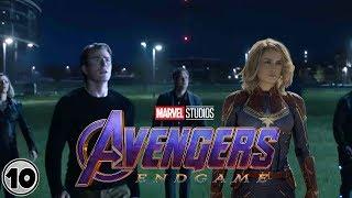 Captain Marvel Ending Explained