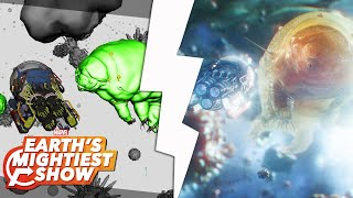 How Marvel Studios created the water bears in Ant-Man and the Wasp! | Earth's Mightiest Show Bonus