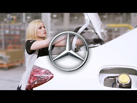 Mercedes-Benz factory in Russia ? E-Class Production Line
