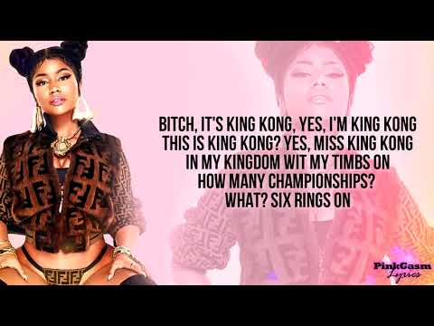Nicki Minaj - Chun Li (Lyric Video) HD