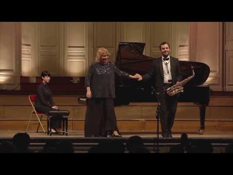 Erwin Schulhoff - Hot Sonata (Nicolas Arsenijevic, Françoise Buffet)