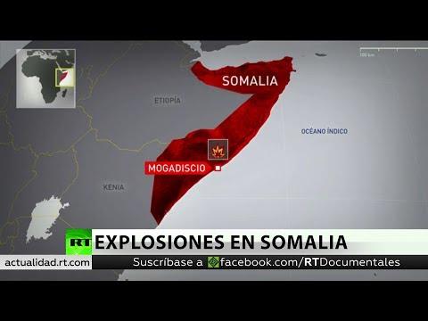 Al menos 17 muertos tras una serie de explosiones en Somalia