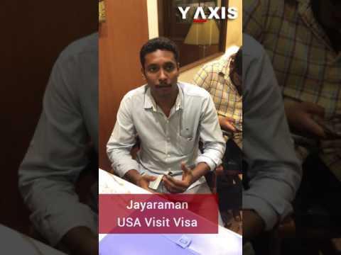 M Jayaram US Visit Visa PC Mohammed Ayub