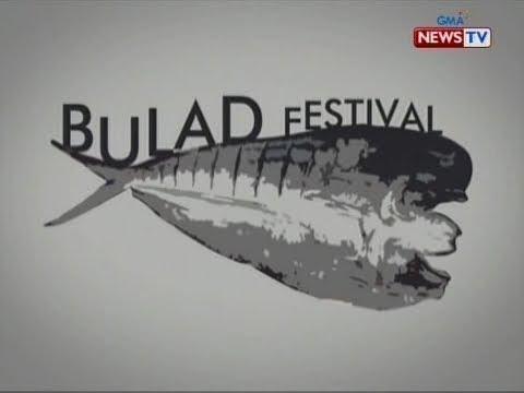 NTG: Pabaong balita: Bulad festival