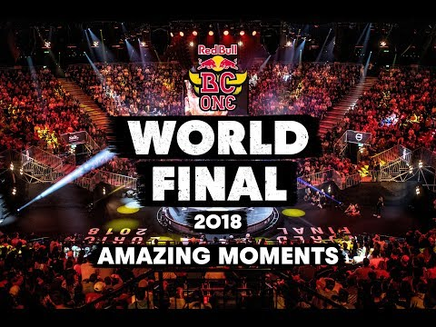 Amazing Moments | Red Bull BC One World Final 2018