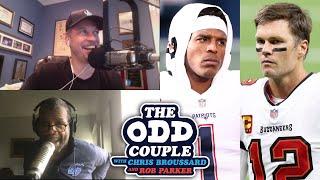 Chris Broussard & Rob Parker Get Into Heated Debate on Tom Brady's Performance So Far
