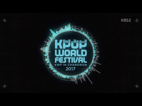 [2017 K-POP World Festival] 방송분 전체 (2017.10.15,일)