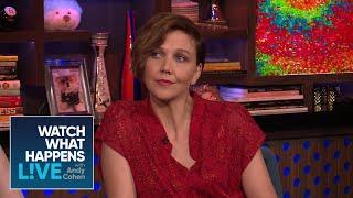 Maggie Gyllenhaal On Heath Ledger's Amazing Acting   WWHL