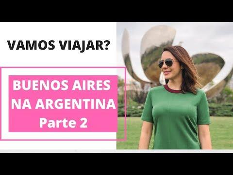 Roteiro de viagem para 7 dias em Buenos Aires | Parte 2