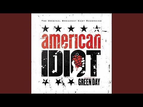 American Idiot (feat. John Gallagher Jr., Stark Sands, Michael Esper, Rebecca Naomi Jones, Christina Sajous, Mary Faber, Tony Vinc (Album Version)