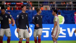 FIFA WORLD CUP 18  LIVE |  (FULL GAMEPLAY )