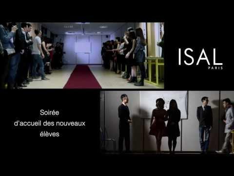 Soirée d'accueil des nouveaux élèves ISAL