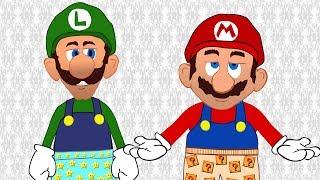Joe Boxer Kmart Jingle Bells (Parody) Mario Boxer