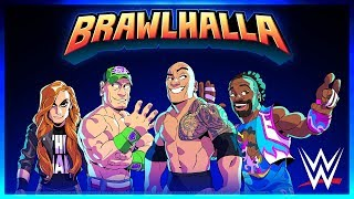 The WWE is joining the brawl in Brawlhalla
