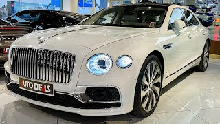 2021 Bentley Flying Spur: Luxurious Than Rolls-Royce Ghost?