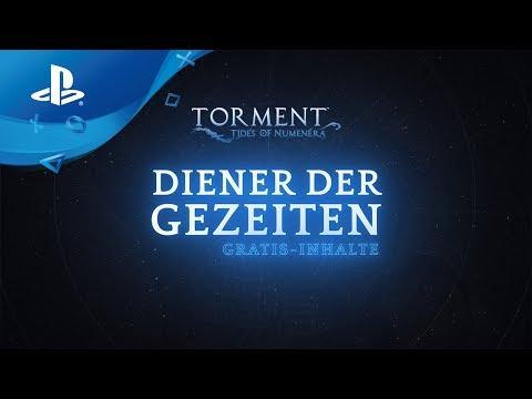 Torment: Tides of Numenera - Diener der Gezeiten Update [PS4, deutsch]