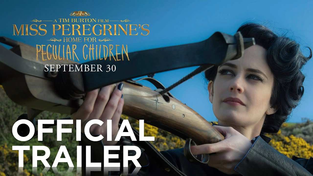 Trailer de Miss Peregrine's Home for Peculiar Children
