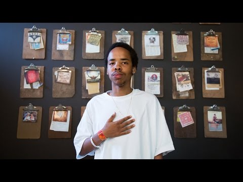 Earl Sweatshirt With Microphone Check: 'I'm Grown'
