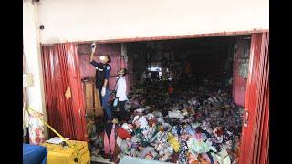 Ini Penyebab Kebakaran Pasar Kliwon, Ternyata Bukan Korsleting