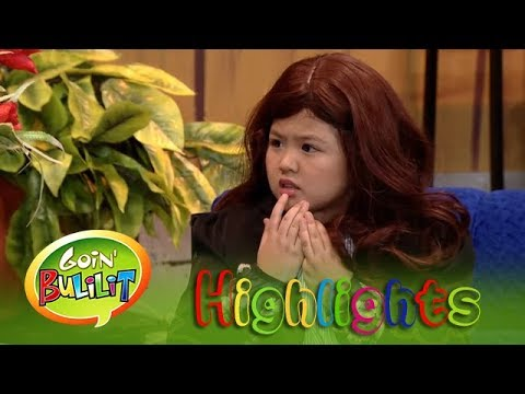 Goin' Bulilit: I-Post Mo, Miss So Cute, talks to the unluckiest person in the world