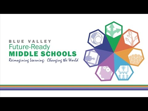 Blue Valley Future-Ready Middle Schools
