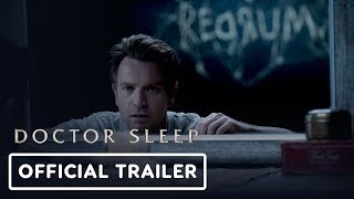 Doctor Sleep - Official Final Trailer (The Shining Sequel) Ewan McGregor