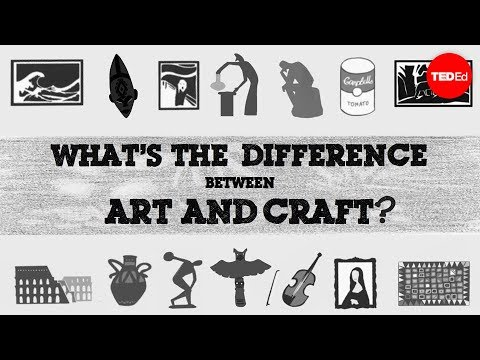 Is there a difference between art and craft? - Laura Morelli thumbnail