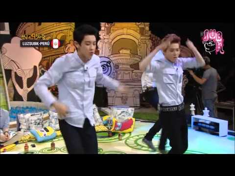 130708 Hello Talk Show - Super Junior & Henry & EXO -