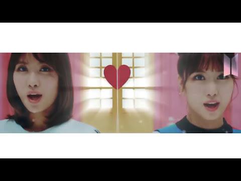 TWICE/BTS - Heart Shaker Run Mashup