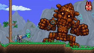 okay, Golem needs a HUGE buff... Terraria Master Mode Let's Play #26