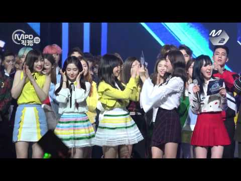 [MPD직캠 4K] 레드벨벳 1위 앵콜 직캠 Red Velvet Rookie Fancam No.1 Encore full ver. MNET MCOUNTDOWN 170216