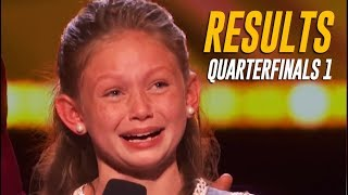 RESULTS: America Votes 7 Acts Through! Did YOUR Faves Make It? | America's Got Talent 2019