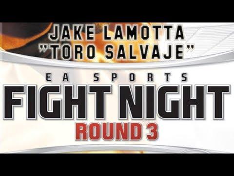 Fight Night: Round 3 (2006) - PSP - Homenaje a Jake LaMotta