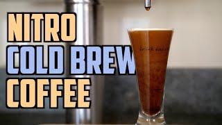 How To Make Nitro Cold Brew Coffee