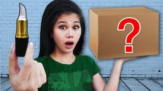 SPY GADGETS MYSTERY BOX Challenge Unboxing Haul to Defeat PROJECT ZORGO! (Found Top Secret Clues)
