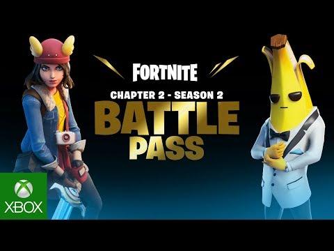 Fortnite Chapter 2 - Season 2 | Battle Pass Gameplay Trailer