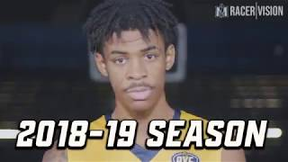 Ja Morant - 2018-19 OFFICIAL Sophomore Highlights