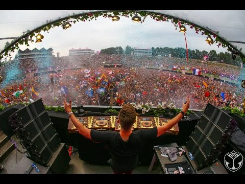 Nicky Romero Live at Tomorrowland 2015