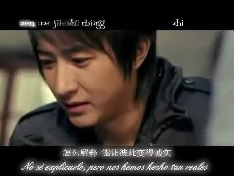 Zhang Li Yin - Happiness Left The Shore (Parte 2) [Sub. Español + Karaoke]