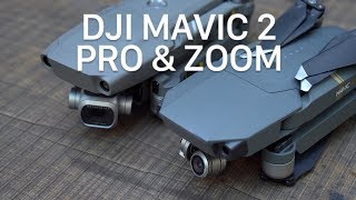 Trên tay DJI Mavic 2 Pro & Zoom