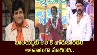 POW president, Sandhya slams comedian Ali, Balakrishna..