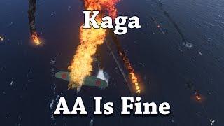 World of Warships: Kaga - AA Is Fine