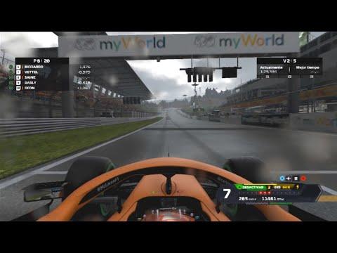 F1 2020 GP de Estiria Red Bull Ring (clasificación a una vuelta y carrera) || GAMEPLAY en Español
